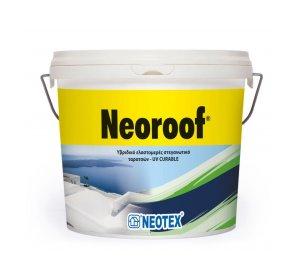 NEOROOF 4kg- Υβριδικό στεγανωτικό ταρατσών νέας τεχνολογίας