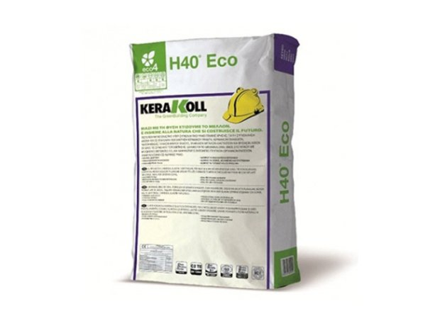 H40 ECO ΛΕΥΚΟ 25ΚG-Πιστοποιημένο Ελαστικό Συγκολλητικό