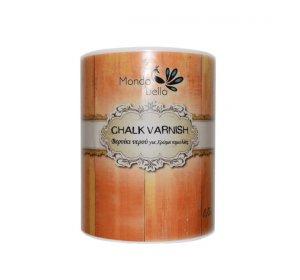 Βερνίκι νερού satin σατινέ & ματ 750ml Chalk Varnish για χρώμα κιμωλίας