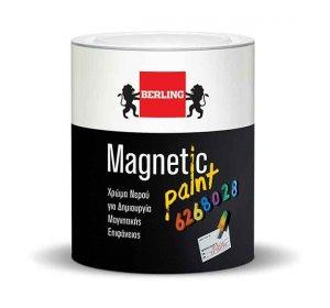 Μαγνητικό χρώμα νερού