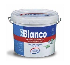 Blanco ΕCΟ-Αστάρι Τοίχων Λευκό 3lt
