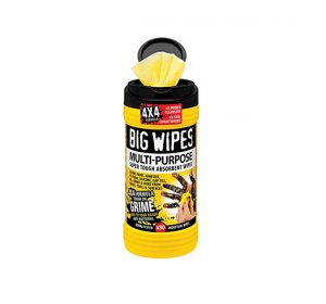 BIG WIPES υγρά μαντηλάκια καθαρισμού γενικής χρήσεις 80τμχ