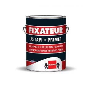 FIXATEUR Αστάρι 15lt- Ακρυλικό Υπόστρωμα Διαλύτου