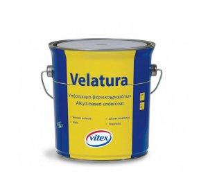 Vitex Velatura Βελατούρα, υπόστρωμα βερνικοχρωμάτων για ξύλινες επιφάνειες