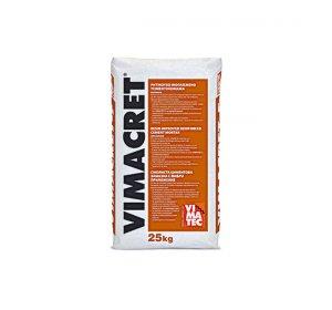VIMACRET 25kg- προπαρασκευασμένο τσιμεντοκονίαμα