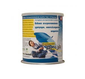 GOMASTIT AQUA PROTECT flex liquid 1.13kg ΓΚΡΙ Σφραγιστικό