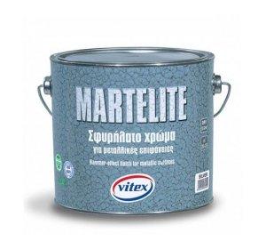 MARTELITE 833 DARK BROWN 750ml Σφυρήλατο χρώμα