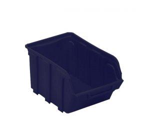 Tekni Μαύρο Σκαφάκι πλαστικό, 14x23x12,5cm