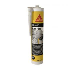 Sikasil -670 Fire 300ml. Πυράντοχο σφραγιστικό ενός συστατικού