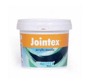 Jointex Ελαστική ακρυλική μαστίχη στεγάνωσης και επισκευής. Λευκό