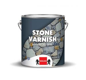 STONE VARNISH 4lt-Ακρυλικό βερνίκι εμποτισμού για πέτρες