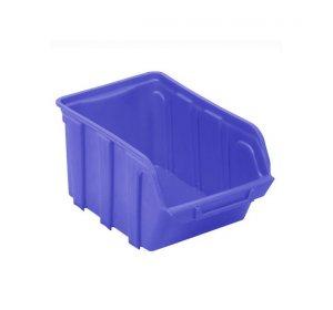 Tekni Μπλε Σκαφάκι πλαστικό, 10x16x7mm