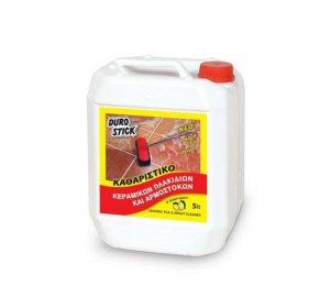 DUROSTICK 5L  Καθαριστικό κεραμικών πλακιδίων & αρμόστοκων