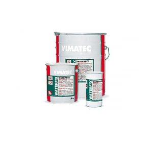 WATERFIX 1kg-Ταχύπηκτο τσιμέντο, χωρίς χλωριούχα συστατικά.
