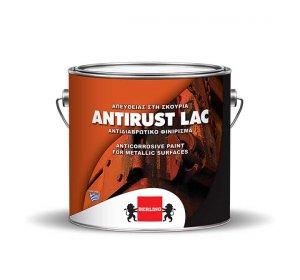 ANTIRUST LAC 713 0.75Lt-αντισκωριακό χρώμα