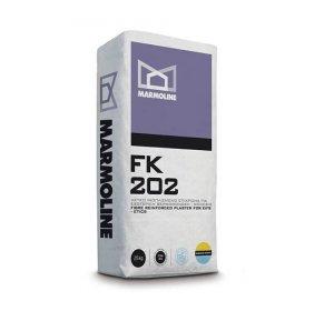 FK 202 ΛΕΥΚΟ 25kg-ΙΝΟΠΛΙΣΜΕΝΟ ΕΠΙΧΡΙΣΜΑ ΕΞΩΤΕΡΙΚΗΣ ΘΕΡΜΟΜΟΝΩΣΗΣ