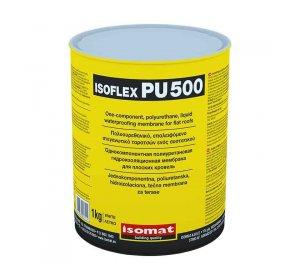 ISOFLEX PU 500 Eπαλειφόμενο στεγανωτικό ταρατσών