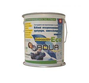 GOMASTIT AQUA PROTECT ECO 1.13kg ΛΕΥΚΟ Σφραγιστικό