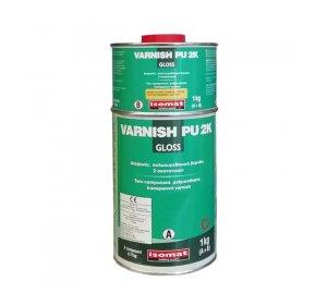 VARNISH-PU 2K Gloss 1kg Πολυουρεθανικό βερνίκι