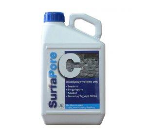 SurfaPore C 4L αδιαβροχοποίηση & προστασία δομικών επιφανειών