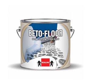 BETO-FLOOR ΑΝΘΡΑΚΙΤΗΣ 1882 2.5Lt-Τσιμεντόχρωμα ενός συστατικού