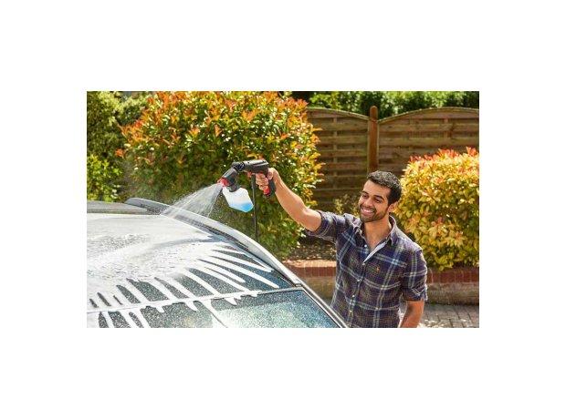 Πιεστικό για να καθαρίσετε εύκολα και γρήγορα το αυτοκίνητό σας