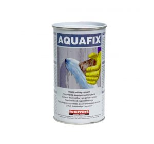 AQUAFIX 1kgRapid-setting cement for instant sealing of water leaks