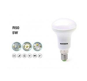 LED R50 E14 5W 3000K Λευκό Θερμό 400LM