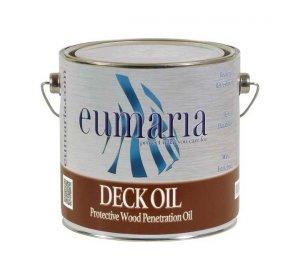 EUMARIA DECK OIL 2,5L- Προστατευτικό Λάδι Εμποτισμού για καταστρώματα