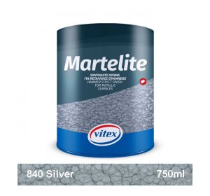 MARTELITE 840 SILVER 750ml Σφυρήλατο χρώμα
