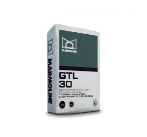 GTL30 30kg-Θερμονωτικό Ελαφρύ κονίαμα Δαπέδου 5_20cm