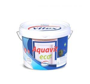 AQUAVIT ECO ΣΑΤ.ΛΕΥΚΟ 750ΜL-Οικολογική ριπολίνη νερού