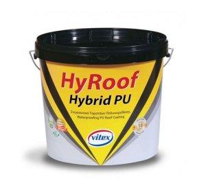 HyRoof Hybrid PU 10lt-Στεγανωτικό ταρατσών πολυουρεθάνης