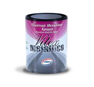 Metallico 700ml Χρώμα για τεχνοτροπία μεταλιζέ. 500 Helios 700