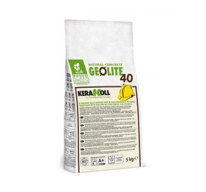 GeoLite 40. 5kg Κονίαμα αποκατάστασης σκυροδέματος