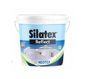 Silatex Reflect 10L Ανακλαστική ελαστομερής υγρομονωτική βαφή