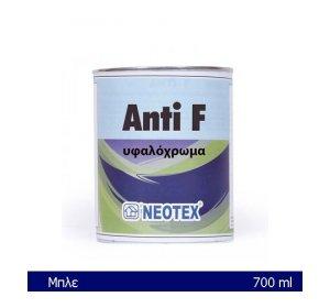 ANTI F ΜΠΛΕ 700ΜL-Αυτοκαθαριζόμενο Υφαλόχρωμα, Αντιρρυπαντικό
