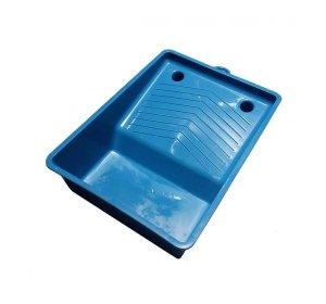 Σκαφάκι πλαστικό για ρολό βαφής 28cmx38cm
