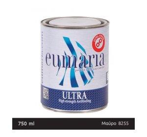 EUMARIA ULTRA BLACK 750ML- Αυτοκαθαριζόμενο Υφαλόχρωμα μαύρο