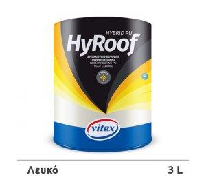 HyRoof Hybrid PU 3lt-Στεγανωτικό ταρατσών πολυουρεθάνης