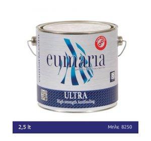 EUMARIA ULTRA BLUE 2,5L- Αυτοκαθαριζόμενο Υφαλόχρωμα μπλε