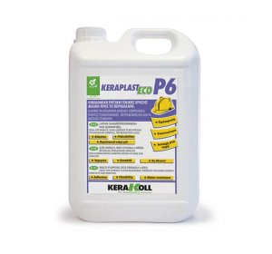 Keraplast Eco P6 5kg. Αστάρι πρόσφυσης & ελαστικότητας