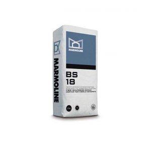 BS18 5kg-επισκευαστικό κονίαμα για εμφανές μπετόν