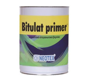 BITULAT PRIMER 5kg-Ασφαλτικό βερνίκι, μεγάλης προσφυτικής