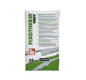 FIXOTHERM grey 25kg-Κόλλα & βασικό επίχρισμα