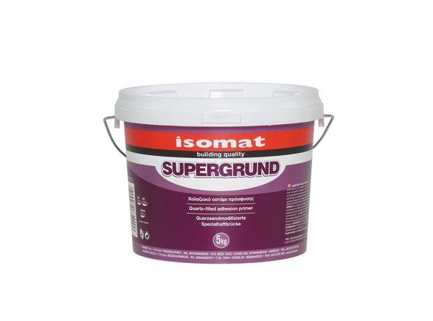 ISOMAT SUPERGRUND 20kg Αστάρι λείων μη απορροφητικων επιφανειών.jpg