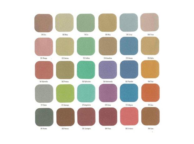 vitex Metallico χρωματολόγιο
