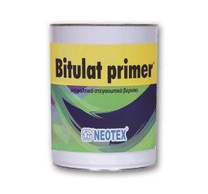 BITULAT PRIMER 1kg-Ασφαλτικό βερνίκι, μεγάλης προσφυτικής