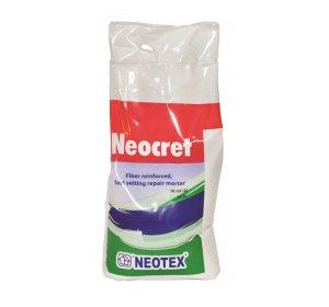 NEOCRET 5ΚG-Ινοπλισμένο τσιμεντοειδές ταχύπηκτο κονίαμα