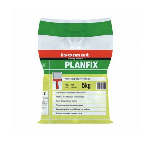 PLANFIX Grey 5kg Polymer-modified cement putty